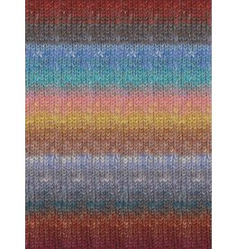 Noro Silk Garden Sock, Nevada Color 462
