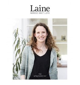 Laine Magazine Laine Issue 2 - Nordic Knit Life, Spring Summer 2017