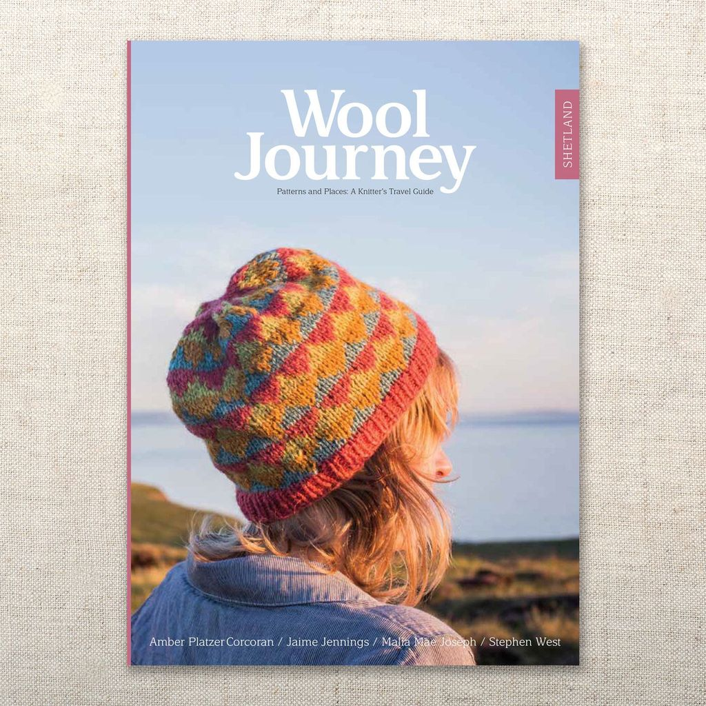 Pom Pom Press Wool Journey: Shetland
