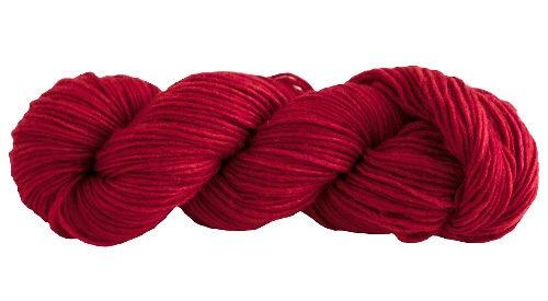 Manos del Uruguay Silk Blend Semi-Solid, Carmine (Retired)