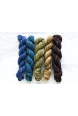 Manos del Uruguay Fino Mini Skein Set, Georgiana (Retired)