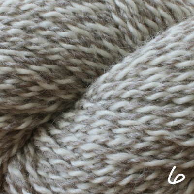 Baa Ram Ewe Dovestone Natural Aran, Color 6 (Retirted)
