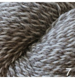 Baa Ram Ewe Dovestone Natural Aran, Color 7