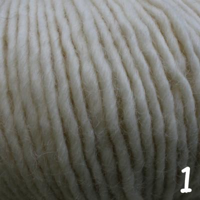 Baa Ram Ewe Dovestone Natural Chunky, Color 1