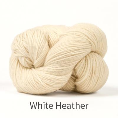 The Fibre Company Cumbria Fingering, White Heather
