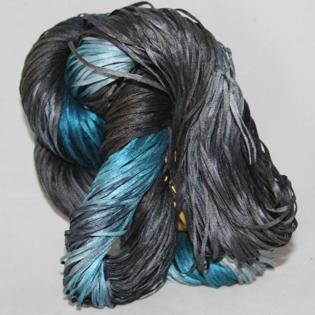 Alchemy Yarns of Transformation Silken Straw, Agate