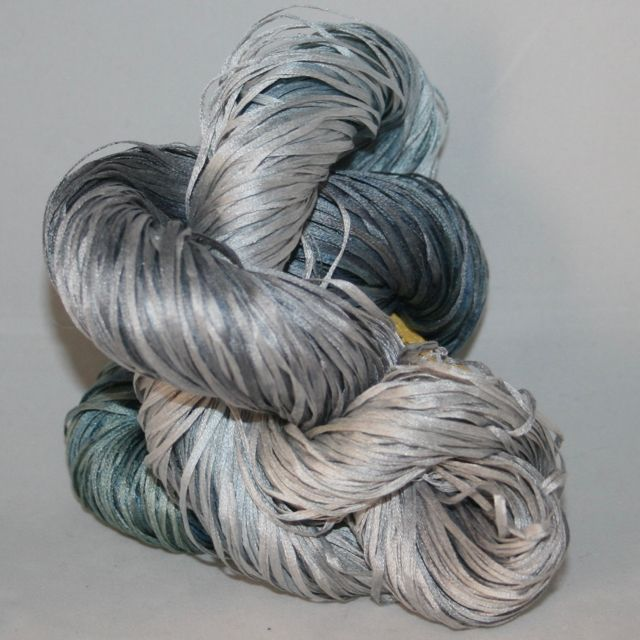Alchemy Yarns of Transformation Silken Straw, Swansea