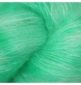 Hedgehog Fibres Hand Dyed Yarns Kidsilk Lace, Skinny Dip