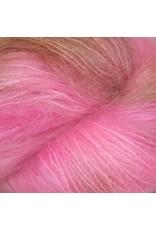 Hedgehog Fibres Hand Dyed Yarns Kidsilk Lace, Whisper