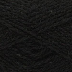 Jamiesons of Shetland Spindrift, Black Color 999