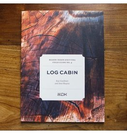 Modern Daily Knitting Modern Daily Knitting Field Guide No. 4: Log Cabin