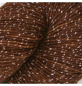Knitted Wit Pixie Plied, Brown Sugar