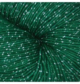 Knitted Wit Pixie Plied, Emerald Sea