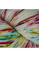 Knitted Wit Pixie Plied, Funfetti