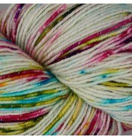 Knitted Wit Pixie Plied, Funfetti