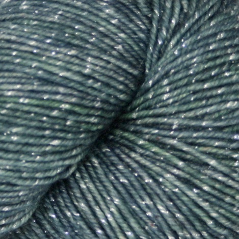Knitted Wit Pixie Plied, Oregon Sky