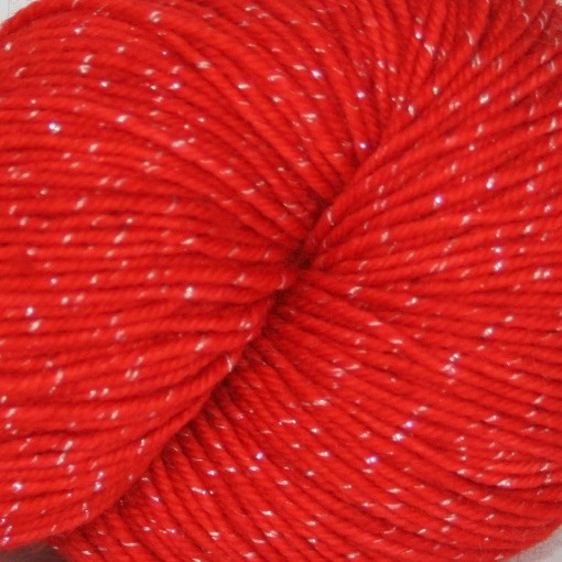 Knitted Wit Pixie Plied, Picante