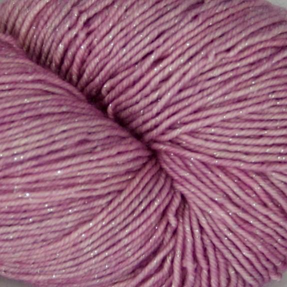 Knitted Wit Pixie Plied, Sakura