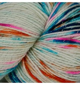 Knitted Wit Pixie Plied, Unicorn Farts