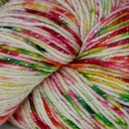 Knitted Wit Pixie Plied, Endless Summer Series: Sundress