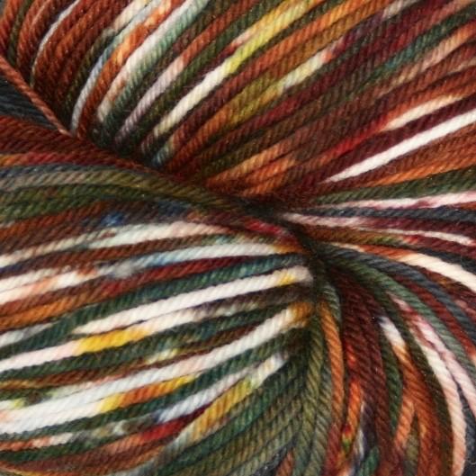 Knitted Wit DK, Shenandoah National Park