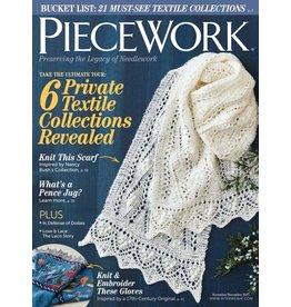 Interweave Piecework, November / December 2017