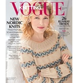Soho Publishing Vogue Knitting Holiday 2017