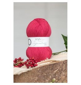 West Yorkshire Spinners Signature 4ply, Cherry Drop