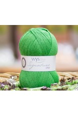 West Yorkshire Spinners Signature 4ply, Chocolate Lime, 395