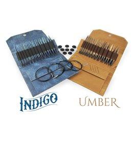 """Lykke Lykke Indigo 5"""" Interchangeable Needle Set"""