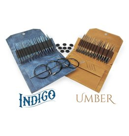 Lykke Lykke Indigo Driftwood Interchangeable Needle Set