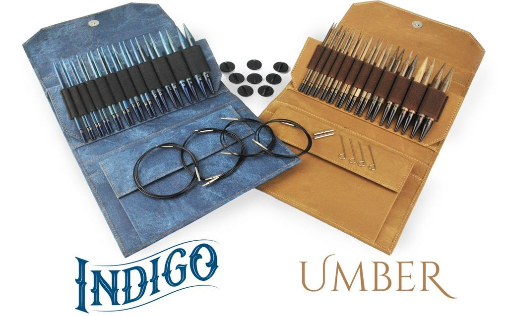 Lykke Lykke Umber Driftwood Interchangeable Needle Set