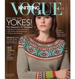 Soho Publishing Vogue Knitting, Winter 2017/18