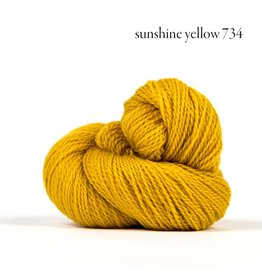 Kelbourne Woolens Andorra, Sunshine Yellow 734