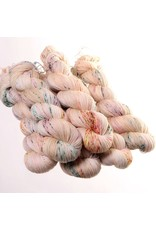 Hedgehog Fibres Hand Dyed Yarns Skinny Singles, Cereal