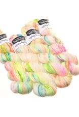 Hedgehog Fibres Hand Dyed Yarns Skinny Singles, Genie