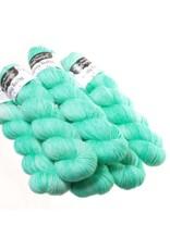 Hedgehog Fibres Hand Dyed Yarns Skinny Singles, Skinny Dip