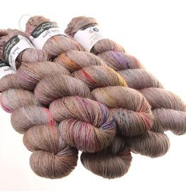 Hedgehog Fibres Hand Dyed Yarns Sock Yarn, Artifact