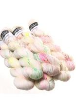Hedgehog Fibres Hand Dyed Yarns Sock Yarn, Crybaby