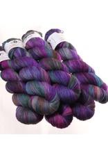 Hedgehog Fibres Hand Dyed Yarns Sock Yarn, Dragonfly
