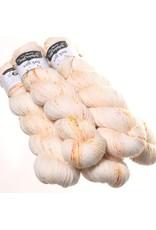 Hedgehog Fibres Hand Dyed Yarns Sock Yarn, Seed