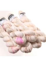 Hedgehog Fibres Hand Dyed Yarns Sock Yarn, Teacup