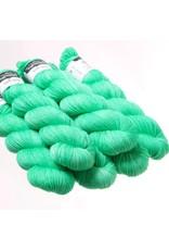 Hedgehog Fibres Hand Dyed Yarns Sock Yarn, Skinny Dip