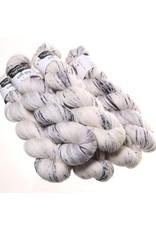 Hedgehog Fibres Hand Dyed Yarns Sock Yarn, Typewriter