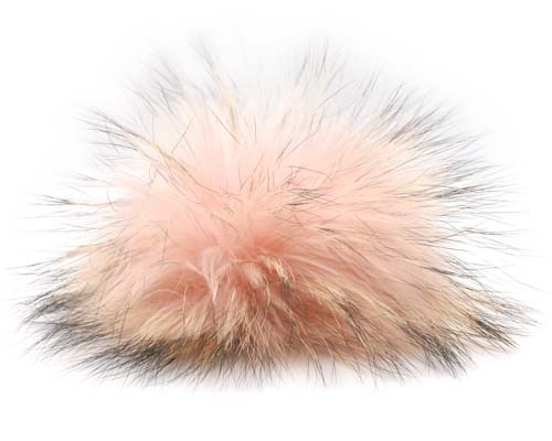 Lana Grossa PomPom, Pink Powder