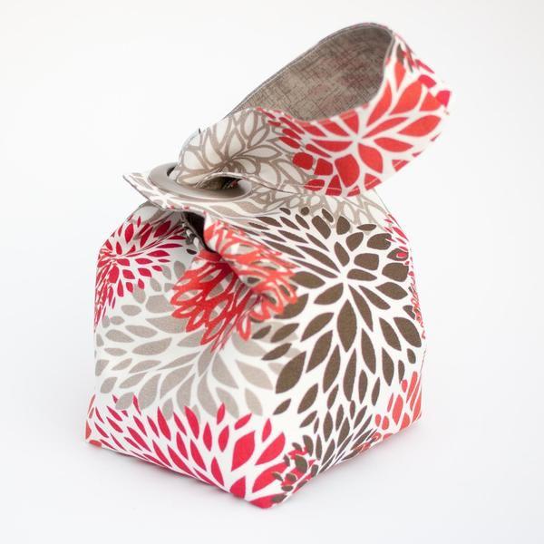 Binkwaffle Dumpling Bag - Small, Bloom