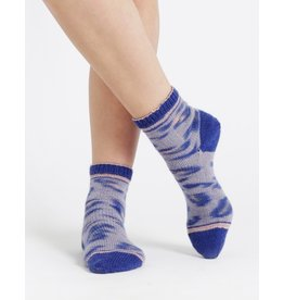 Wool and the Gang Regia & Wool and the Gang, Kinda Magic Socks, Purfect Purple Color 6457