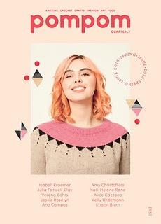 Pom Pom Press Pom Pom Quarterly, Issue 24, Spring 2018