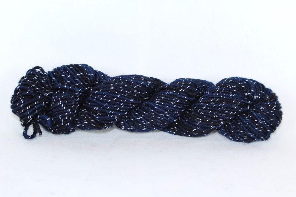Knitted Wit Pixie Stix, Prussian Blue