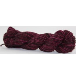 Knitted Wit Double Bubble, Beaujolais